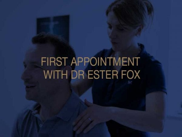 First Appointment at Mount Kelly with Dr Esther Fox
