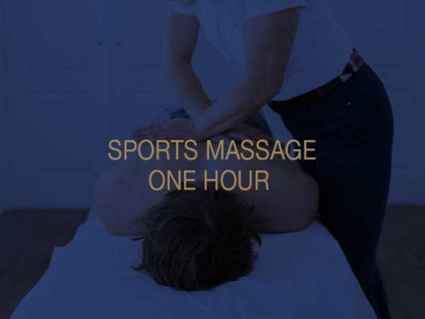 Sports Massage One Hour